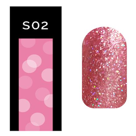 Купить Cosmoprofi, Гель-лак Color Coat №S02, Розовый