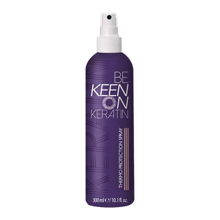 KEEN, Спрей для волос Thermo Protection, 300 мл keen thermo protection spray спрей с термозащитой 2 фаза ламинирования 300 мл
