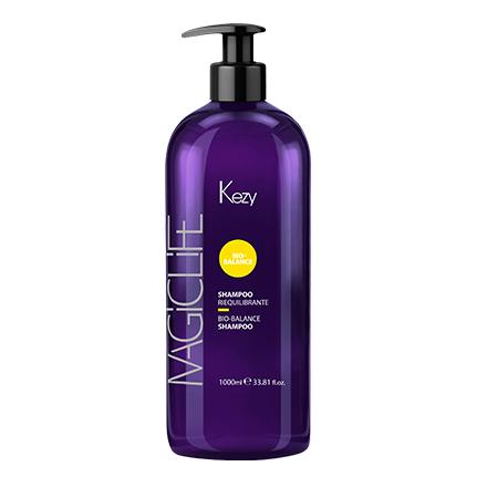 Купить Kezy, Шампунь для волос Magic Life Bio-Balance, 1000 мл