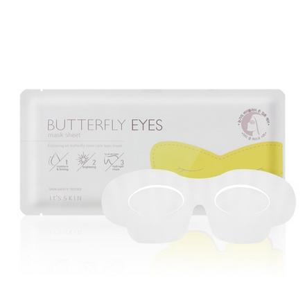 заказать It's Skin, Маска для кожи вокруг глаз Butterfly eyes mask sheet, гидрогелевая, 8 г