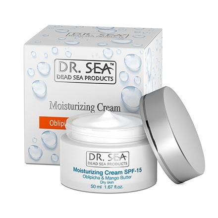 Купить DR.SEA, Крем для лица Oblipicha & Mango, 50 мл