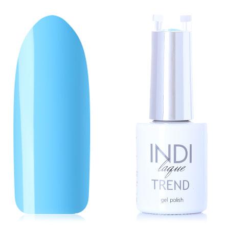 Купить RuNail, Гель-лак Indi Trend №5218, Синий