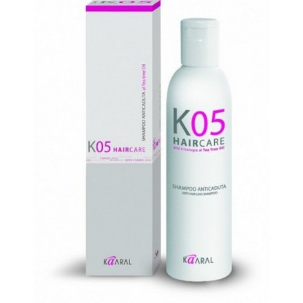 Купить Kaaral, Шампунь Anti Hair Loss K-05 против выпадения волос, 250 мл
