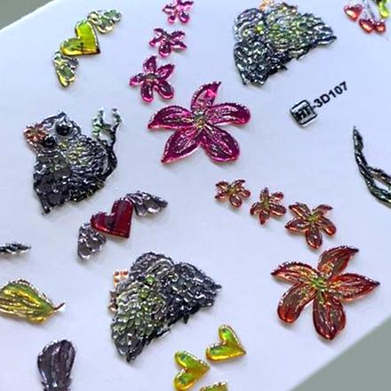 Купить Anna Tkacheva, 3D-слайдер Crystal HT №107