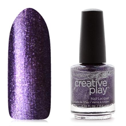 CND Creative Play, цвет Miss Purplelarity, 13,6 мл