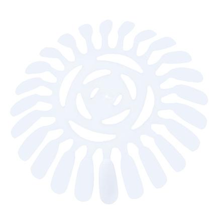 Палитра для лаков круглая 24 цвета от KRASOTKAPRO.RU