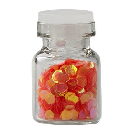 Irisk, Декор Fish Scales в стеклянной бутылочке №5 fish oil в аптеке