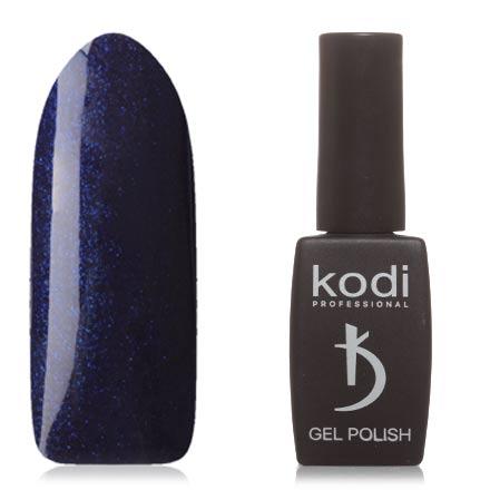 Kodi, Гель-лак №20B, 8 млKodi Professional<br>Гель-лак (8 мл) фиолетово-синий, с синими микроблестками, плотный. Прошлая серия: №264.