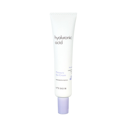 It's Skin, Крем для кожи вокруг глаз, Hyaluronic Acid Moisture Eye Cream, 25 мл ninelle so hydra skin крем для кожи вокруг глаз глубокое увлажнение 15 мл