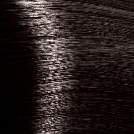 Kapous, Крем-краска для волос Studio Professional 3.0, темно-коричневый, 100 мл