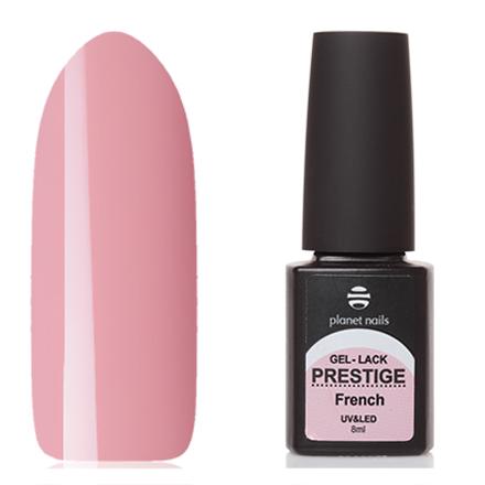 Купить Planet Nails, Гель-лак Prestige French №337, Натуральный