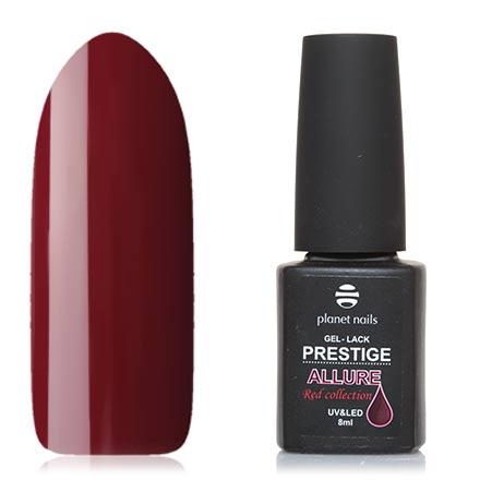 Planet Nails, Гель-лак Prestige Allure №659Planet Nails<br>Гель-лак (8 мл) цвета красного вина, без перламутра и блесток, плотный.<br><br>Цвет: Красный<br>Объем мл: 8.00