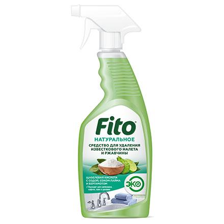 Купить Fito, Средство для удаления известкового налета и ржавчины, 600 мл