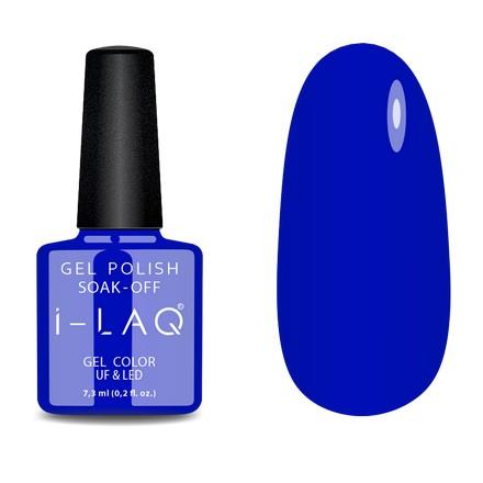 Купить I-LAQ, Гель-лак №031, Синий