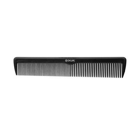 Купить Dewal, Расческа «Эконом» карманная, черная, 14, 5 см