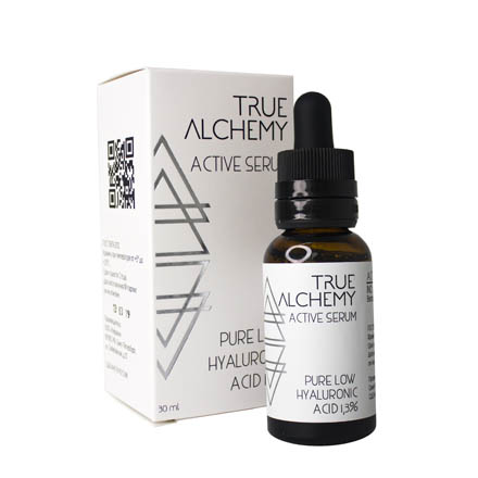 True Alchemy, Активная сыворотка Pure Hialuronic Acid 1,3%, 30 мл фото