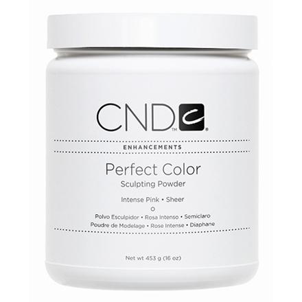 CND, Акриловая пудра Perfect Intense Pink Sheer, 453 гр