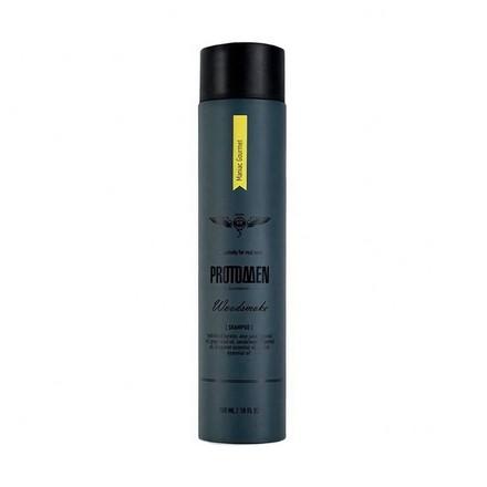 Protokeratin, Шампунь для мужчин Woodsmoke, 300 млШампуни для волос<br>Очищающее средство для увлажнения волос и кожи головы.