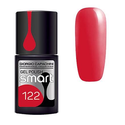 Купить Giorgio Capachini, Гель-лак Smart №122, Красный