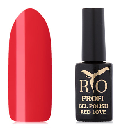 Rio Profi, Гель-лак «Red Love» №9, Альмира