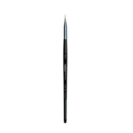 ruNail, Кисть для дизайна Nail Art Nylon №00/1, 4 мм