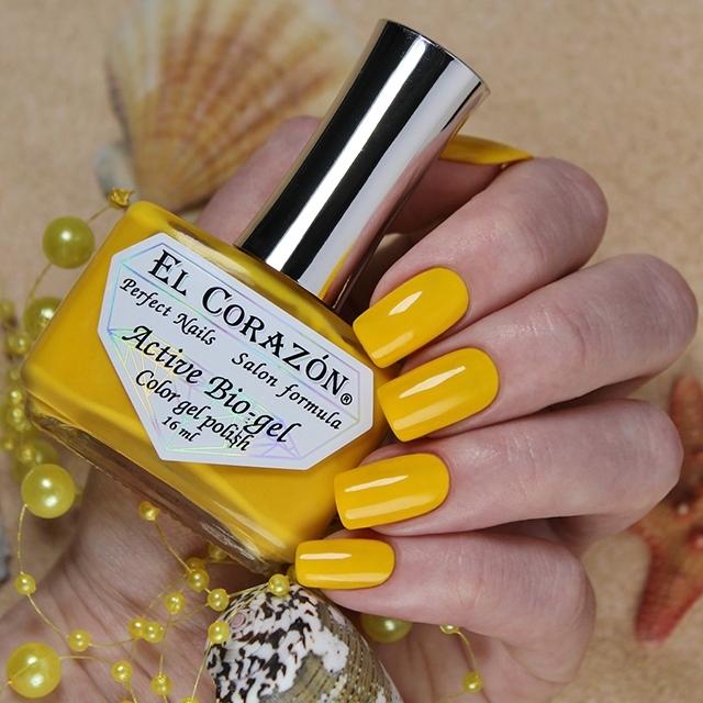 Купить El Corazon, Активный биогель Cream, №423/349, Зеленый