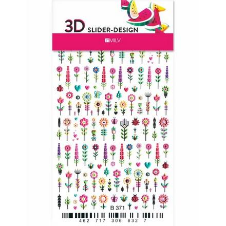 Купить Milv, 3D-слайдер B371