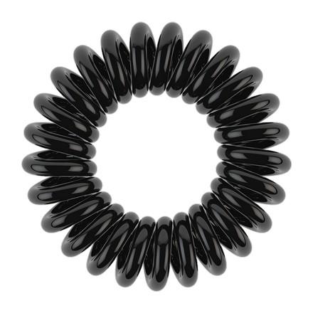 Invisibobble, Резинка для волос True Black (3 шт.), черная