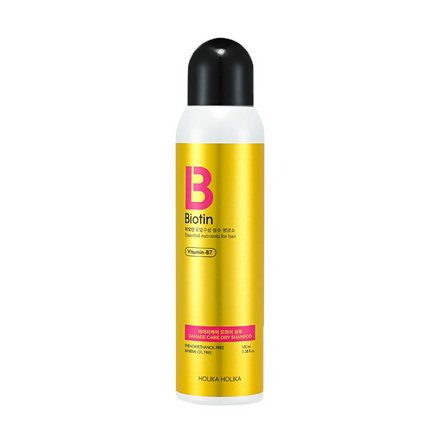 Holika Holika, Сухой шампунь Biotin Damage Care, 100 мл шампунь belluga amino damage care объем 400 мл