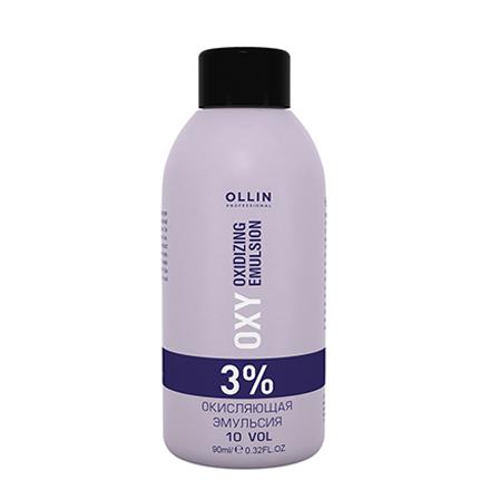 OLLIN, Окисляющая эмульсия Performance Oxy 10 Vol/ 3%, 90 млОксигенты<br>Крем-оксид для окрашивания волос тон в тон.