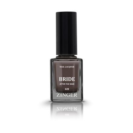 Zinger, Лак для ногтей Bride, цвет After The Rain