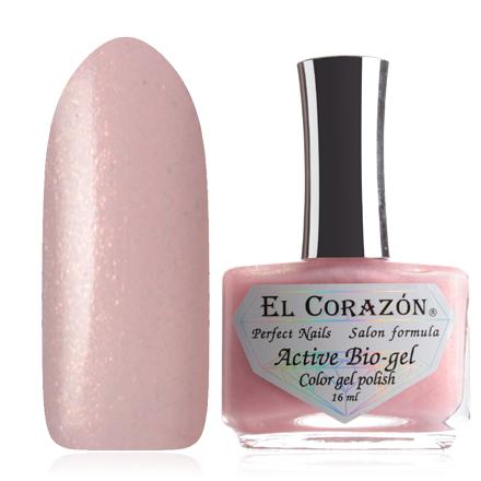 Купить El Corazon, Серия Активный Биогель Shimmer, №423/07, Розовый