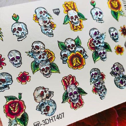 Купить Anna Tkacheva, 3D-слайдер Crystal HT №407