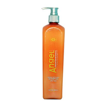 Купить Angel Professional, Шампунь для жирных волос, 500 мл