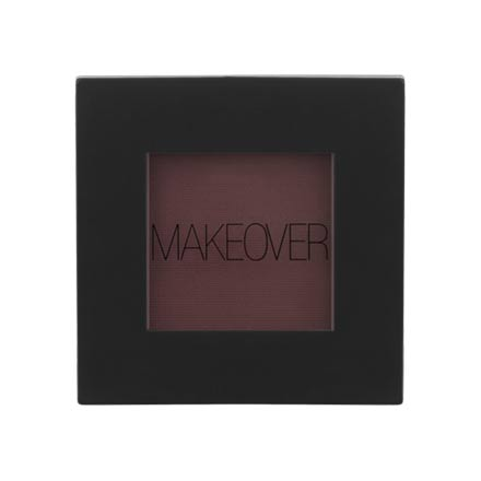 MAKEOVER PARIS, Тени для век Single Eyeshadow, Espresso