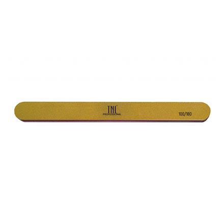 TNL, Пилка узкая, золотая, 100/180