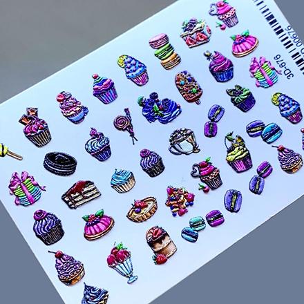 Купить Anna Tkacheva, 3D-слайдер №676