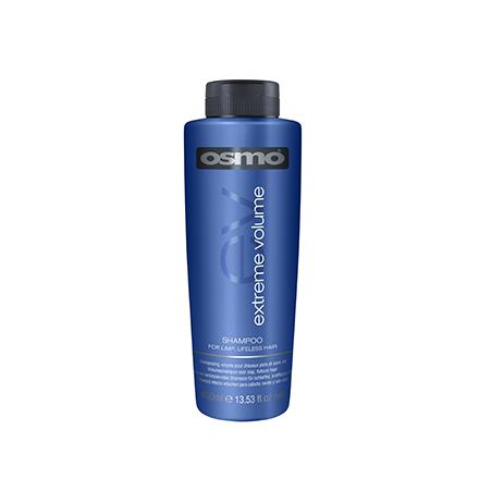 Osmo, Шампунь Extreme Volume, 400 млШампуни для волос<br>Восстанавливает поврежденные волосы, придает им экстремальный объем.