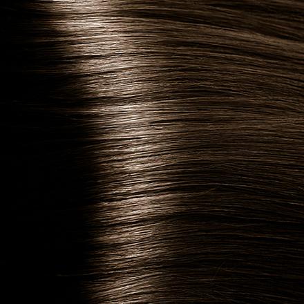 Kapous, Крем-краска для волос Studio Professional 6.15, темный пепельно-махагоновый блонд, 100 мл kapous крем краска для волос studio professional 902 ультра светлый фиолетовый блонд 100 мл