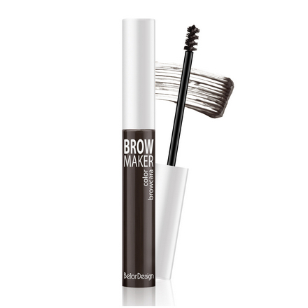 Купить Belor Design, Тушь для бровей Brow maker, тон 11
