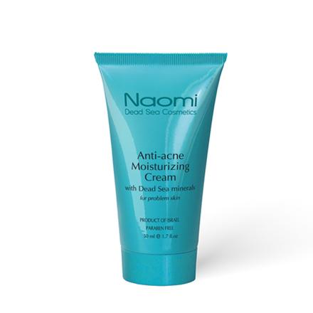 Купить Naomi, Крем Anti-acne для жирной и проблемной кожи, 50 мл