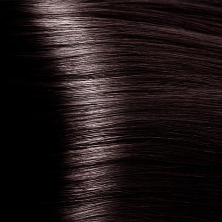 Kapous, Крем-краска для волос Hyaluronic 5.8, светлый коричневый шоколад, 100 мл kapous крем краска для волос hyaluronic 5 0 светлый коричневый 100 мл