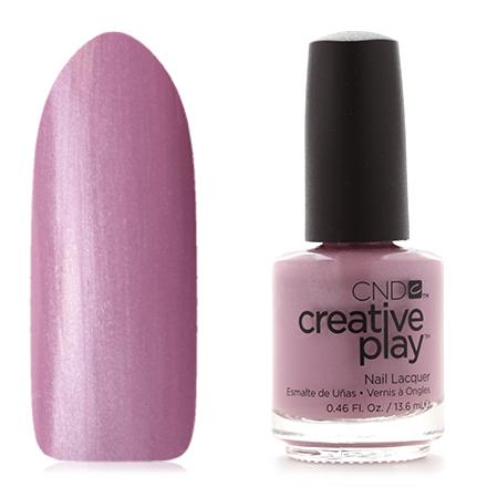 CND Creative Play, цвет I Like to Mauve it, 13,6 мл