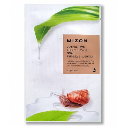 Mizon, Маска для лица Snail, 23 г