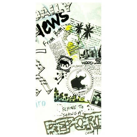 TNL, Наклейки «Корейский маникюр», u+lsk 057