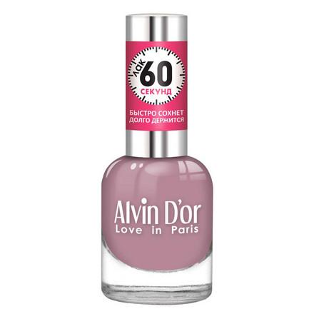 Купить Alvin D'or, Лак «60 секунд» №05, Сиреневый
