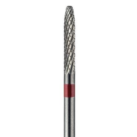 Купить Muhle Manikure, Фреза твердосплавная «Цилиндр» заостренная, D=2, 3 мм, тонкая