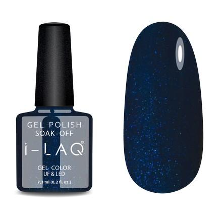 Купить I-LAQ, Гель-лак №029, Синий
