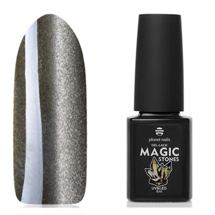 Купить Planet Nails, Гель-лак Magic Stones №820, Зеленый