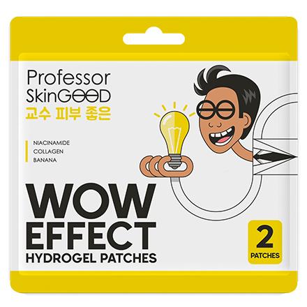 Professor SkinGOOD, Патчи для лица Wow Effect, 2 шт.